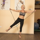 Pilates studio stroops